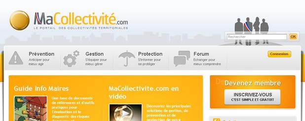MaCollectivite.com